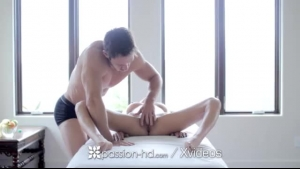 Jessica Rex is taking him to her place, because she wants to have sex with him